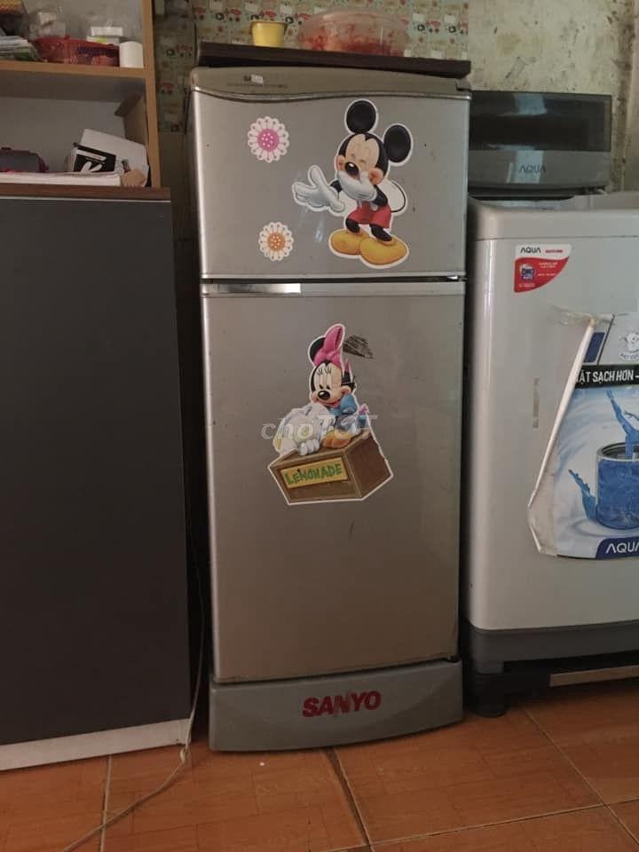 Tủ lạnh sanyo 135ll