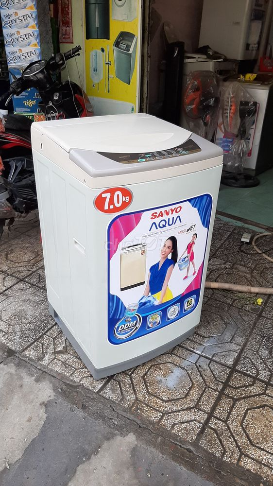 0909672504 - Máy giặt sanyo 7.0kg