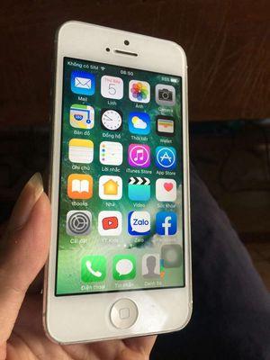 Bán iphone 5 quốc tế 32GB máy zin đẹp ko 1 lỗi nhỏ