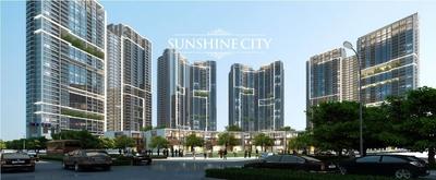 Bán cănSunshineCity 60m² 2PN giá 2ty7 view Cầu