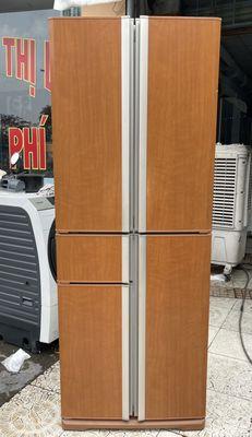 Tủ lạnh Mitsubishi MR-A41M- 407l - 5 cánh
