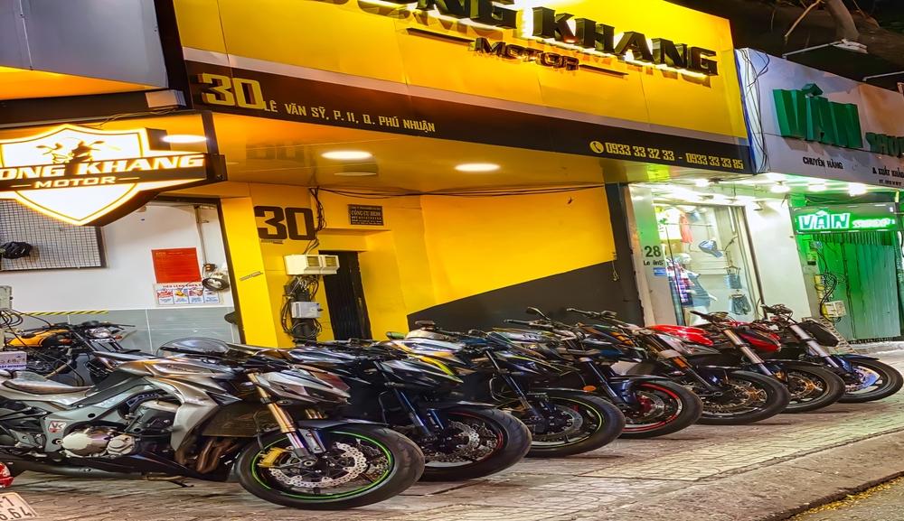 Vương Khang Car & Motor
