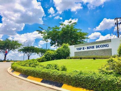 Đất ngay KCN Visip 2 , chủ kẹt tiền thu lại vốn