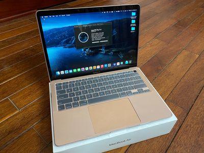Cần bán Macbook air 2020 i3 chính hãng bh10/2021