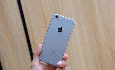 Iphone 6 ko sài sim