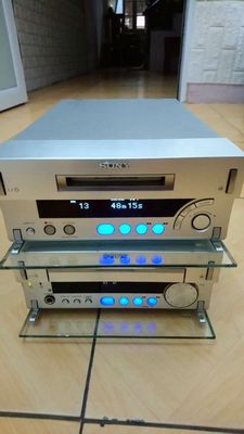 Hai thớt sony .MDS-SD1