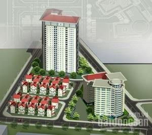 Chung cư Tòa nhà Intracom1 - Trung Văn 96m² 3PN