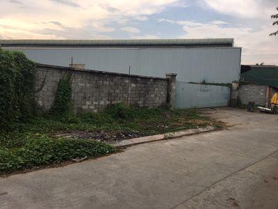 Đất làm kho, nhà xưởng 1794m2 ở Dĩ An, Bình Dương