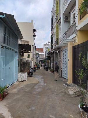 Bán đất tặng nhà ở Tôn Đản, Q4. Giá 5.5 tỷ