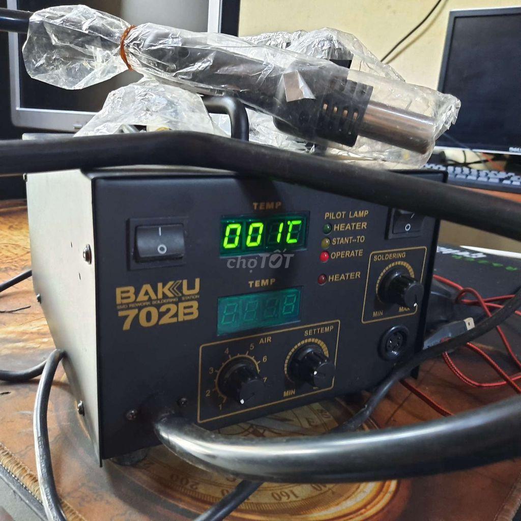 0921961600 - Máy khò BAKU 702b mới keng cho a e thợ lái a