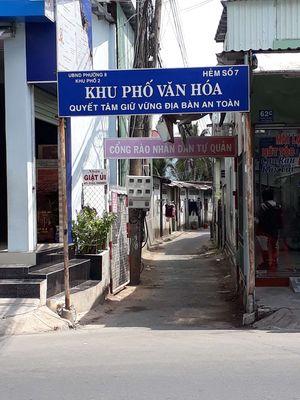 đất thổ cư 100% Nguyễn đình chiểu,p8 tpbt