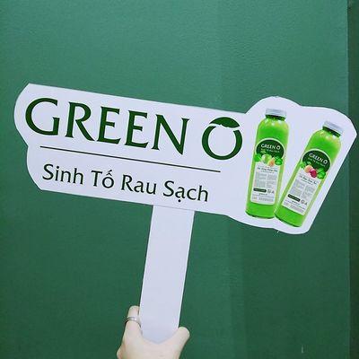 Green O Tuyển NV Thu Ngân Ca Tối 13H30-21H30