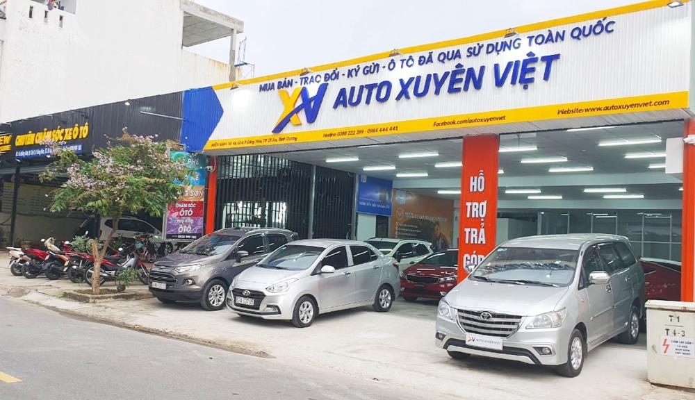 Công Ty Auto Xuyên Việt