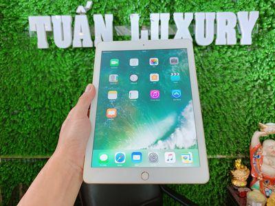 iPad Gen 5 New 2017 4G 32G Gold chính hãng BH 6T