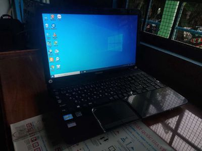 Toshiba i7 th3, ram 8gb, ssd 240 gb