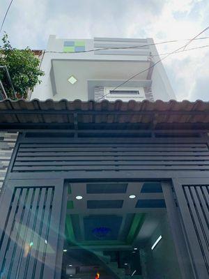 Nhà đẹp 1trệt 1lầu HXH cách mặt tiền đường 30m