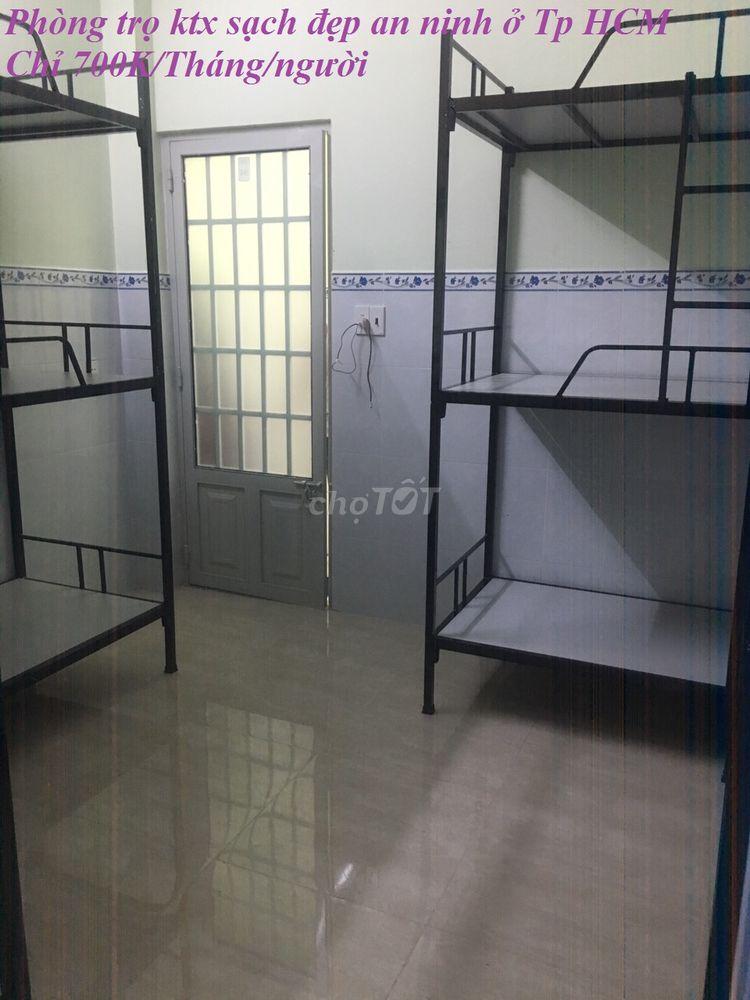 Phòng trọ KTX 700K cho thuê ở đường Ngô Tất Tố