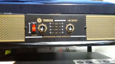 Cục đẩy Yamaha HS 9000.24 sò Tosiba lớn