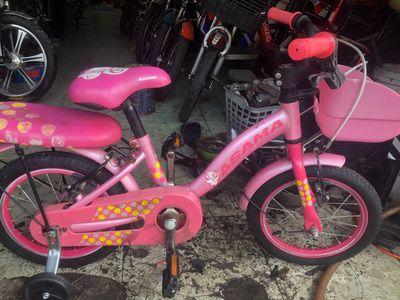 Bán xe đạp 12in chính hãng asama