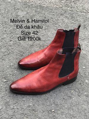Chelsea boot Mevin