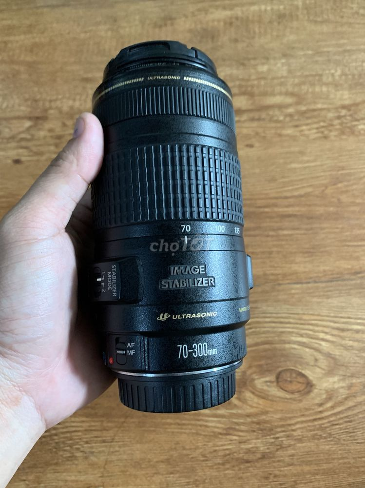 Canon tele 70-300 usm is