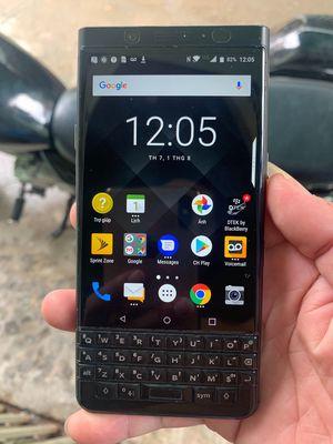 Blackberry keyone đen hàng mỹ sprint ram3/32