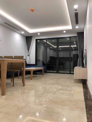 Cho thuê căn hộ D'Leroisolei 59 Xuân Diệu