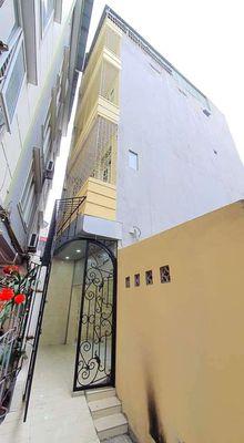 Bán nhà đẹp Quận Hoàng Mai, 5 tầng ở ngay.