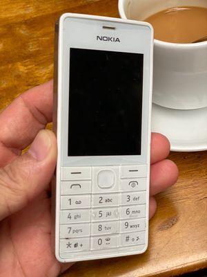 Nokia 515 gold 2 sim nguyên zin