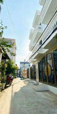 Nhà 2 lầu - hẻm 60 Mậu Thân - cách Lotte 300m