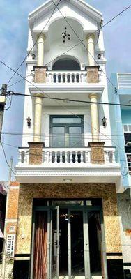 Nhà diện tích 4M x 17,25M khu 91B P. An Khánh