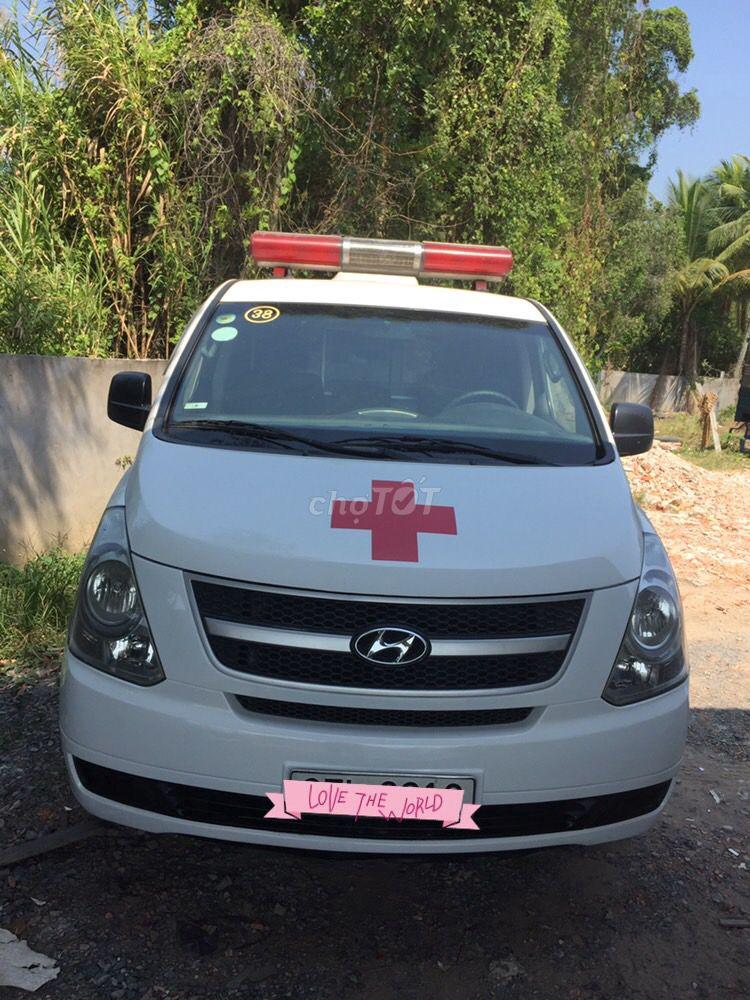 Hyundai starex cứu thương, 2008, máy dầu, 232 tr