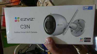 Camera IP ezviz chính hãng ngoài trời