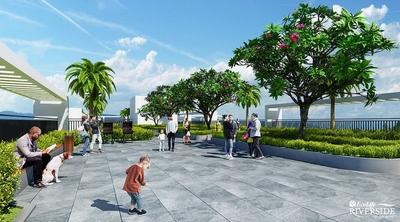 Chung cư Ecolife Riverside 64m² 2PN chỉ với 350