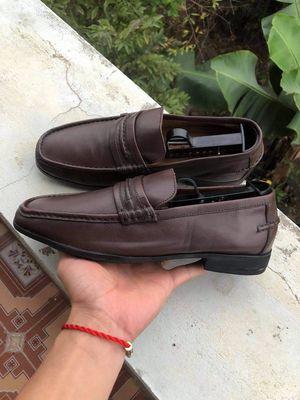 Giày lười nam india