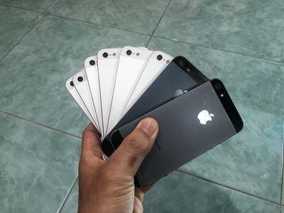 Iphone 5 quốc tế full chức năng,bao xài ,bao reset