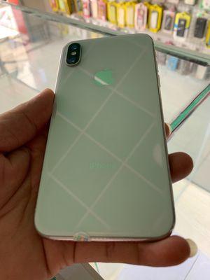Apple iPhone X 64 GB bạc quốc tế gl