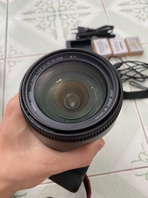 Sigma 17-50 f2.8 for canon