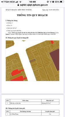 Nhà 9 tầng 212m2 Lê Hồng Phong , P3 , Q5 : 126 tỷ