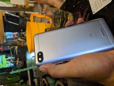 Xiaomi Redmi 6A Vàng pin trâu 🐃 loa rõ zin đẹp