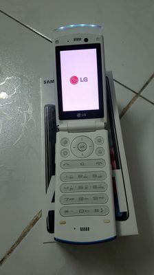 Huyền thoại nắp bật LG Lollilop