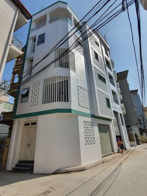 Nhà mới xây 6 tầng khu vực Tư Đình - Cổ Linh