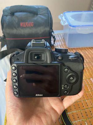 Nguyên bộ DSLR Nikon D3200 và len chân dung 50 1.8