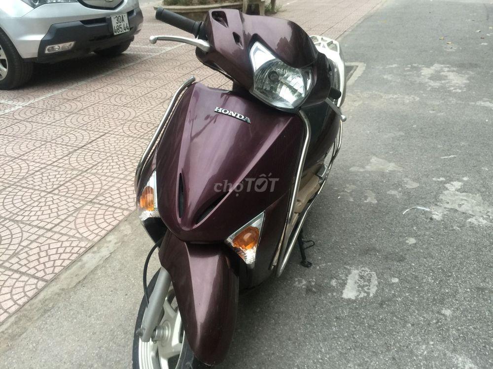 Honda Lead màu nâu chính chủ-210