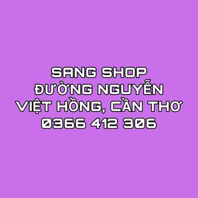 Sang mặt bằng đường Nguyễn Việt Hồng