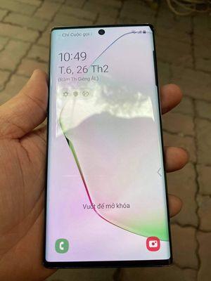 Samsung Note 10 hàn đốm nhỏ màn