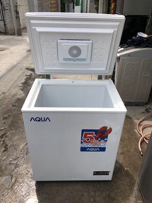 Tủ đông Mini Aqua 150L new 95% máy zin như mới