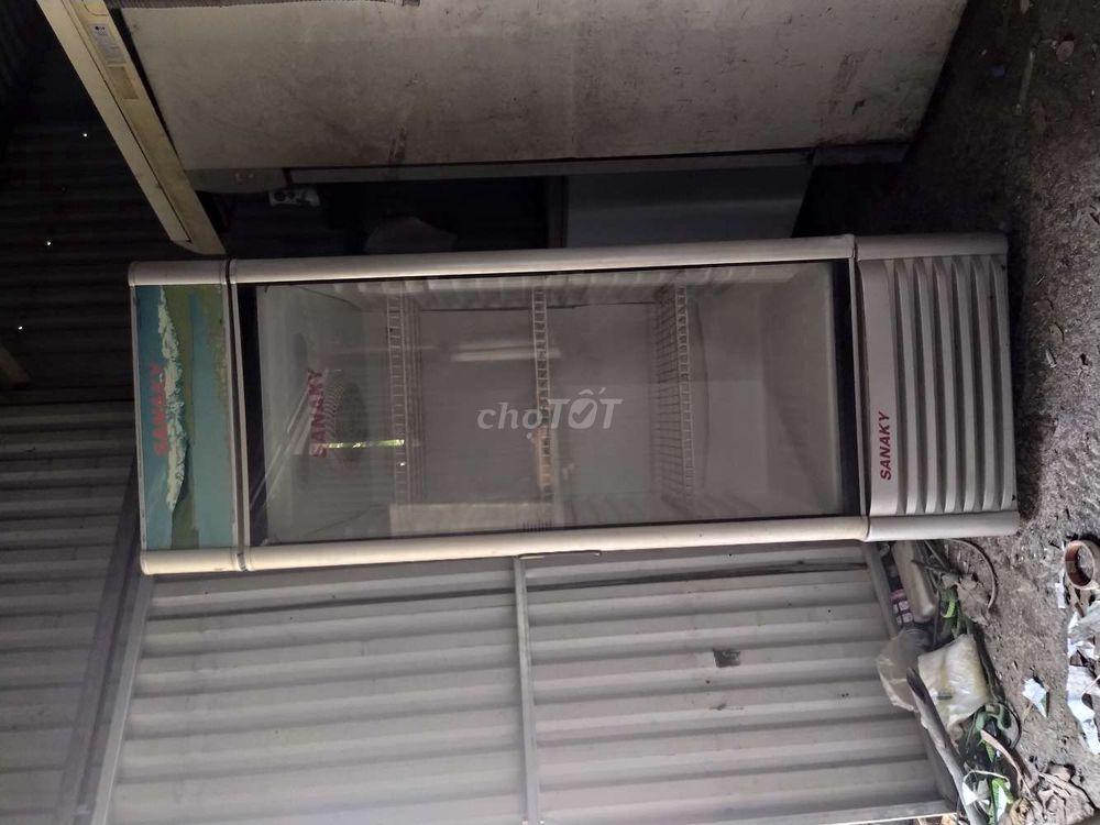 Thanh lý tủ mát giá rẻ 230-400l