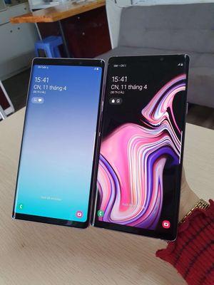 Samsung Note9-- màu Tím--2sim--6/128gb-- đủ phụ ki