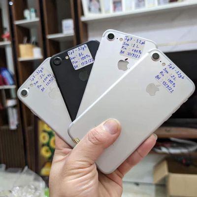 IPHONE 7 QUỐC TẾ 32G - NGUYÊN ZIN 100%